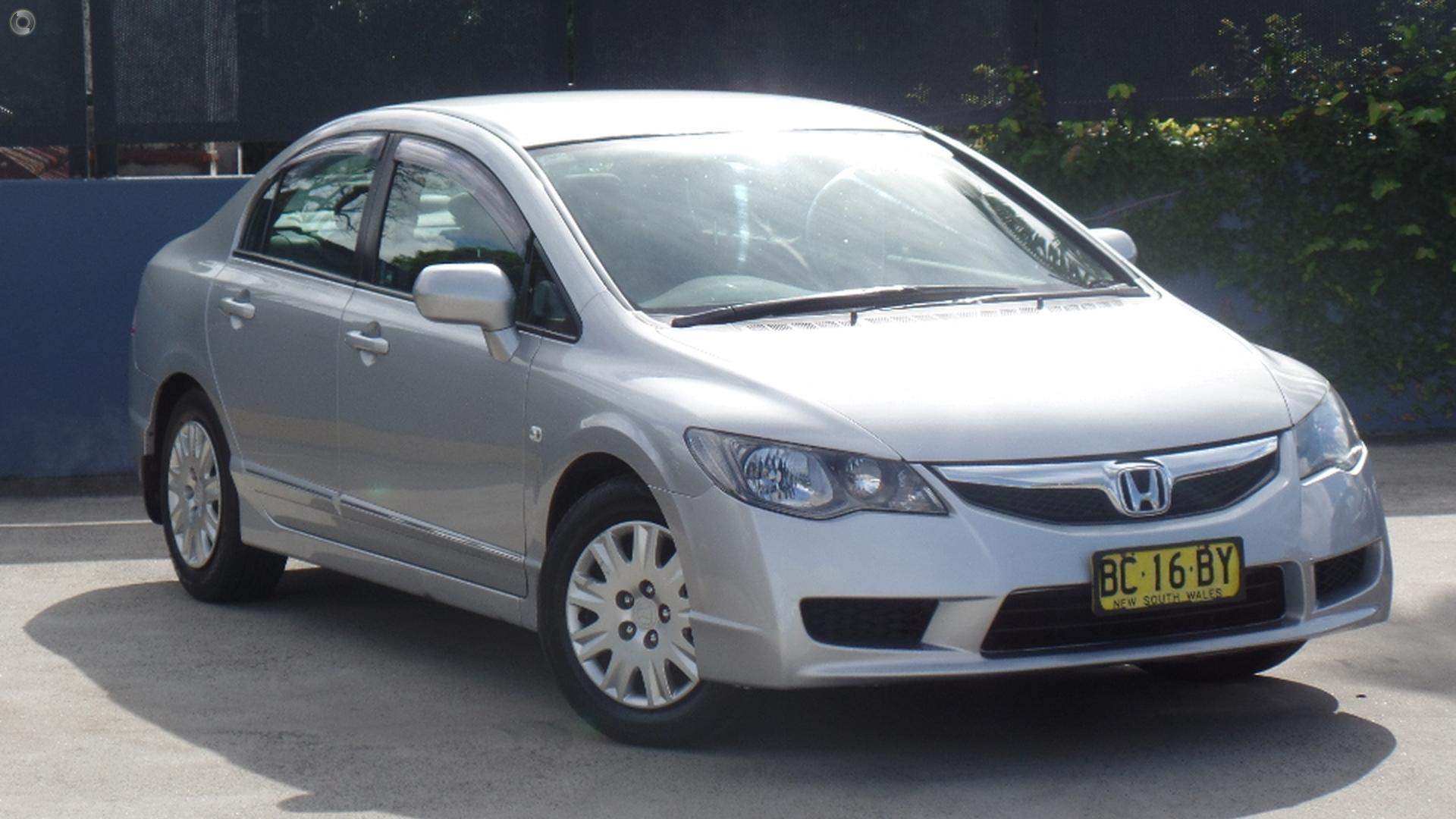 2009 Honda Civic 8th Gen