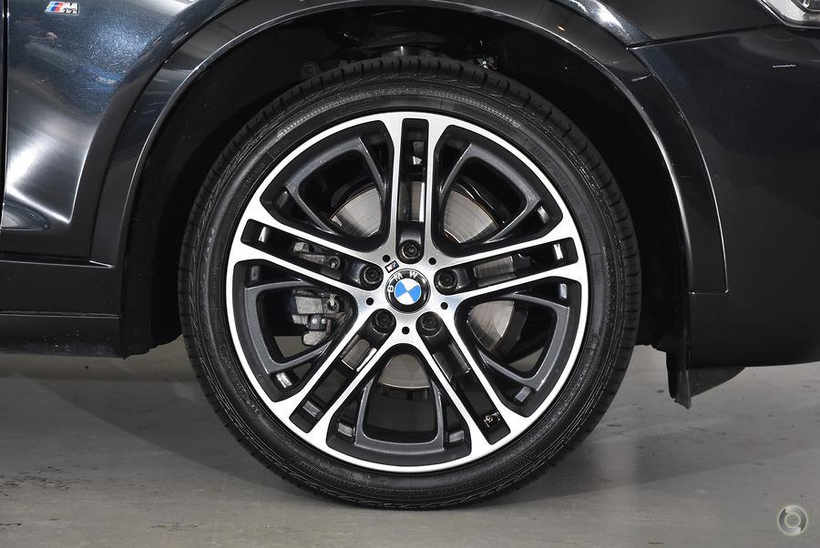 2015 BMW X4 xDrive35d