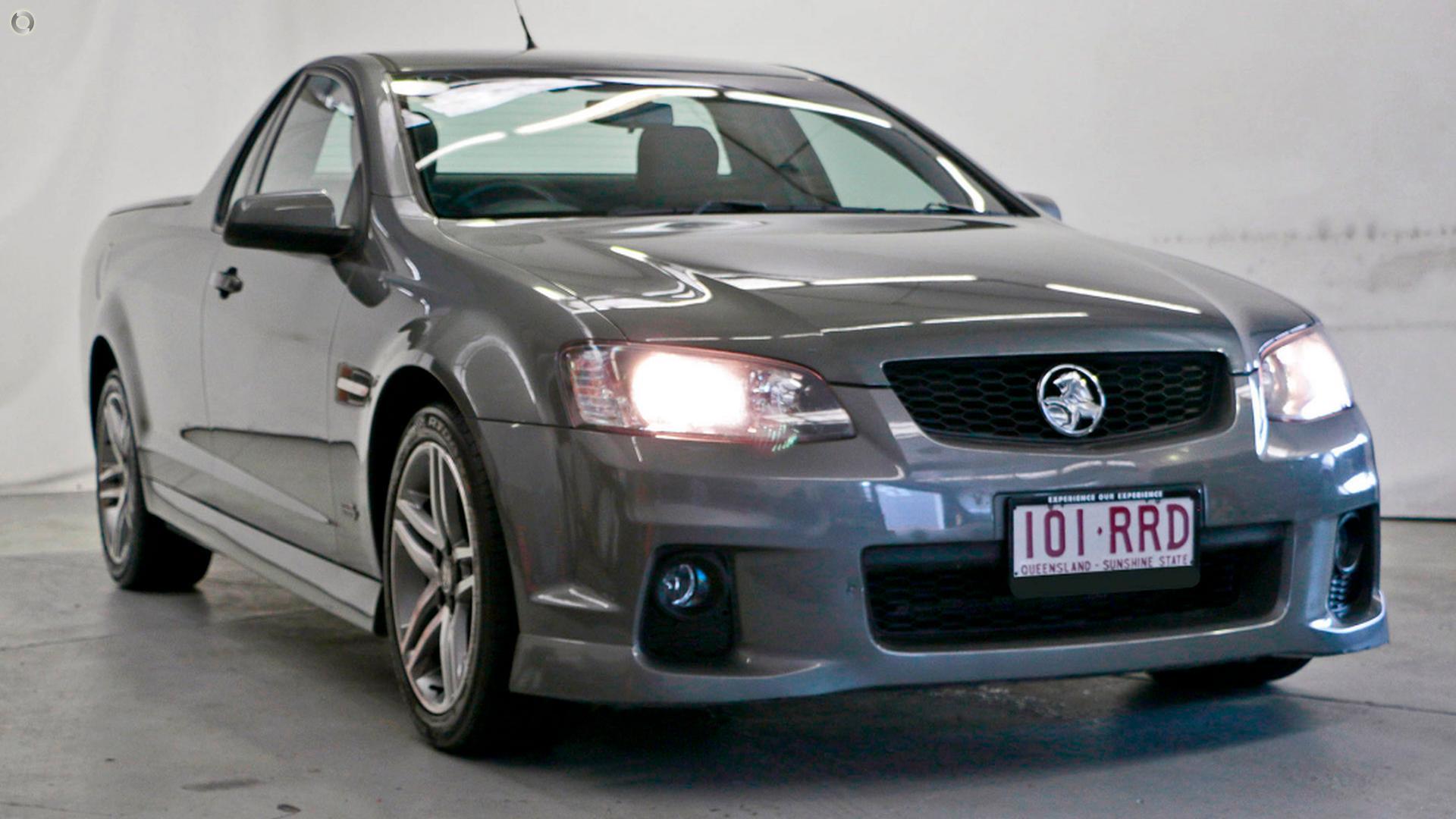 2010 Holden Ute VE Series II