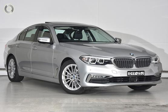 2017 BMW 520 d Luxury Line
