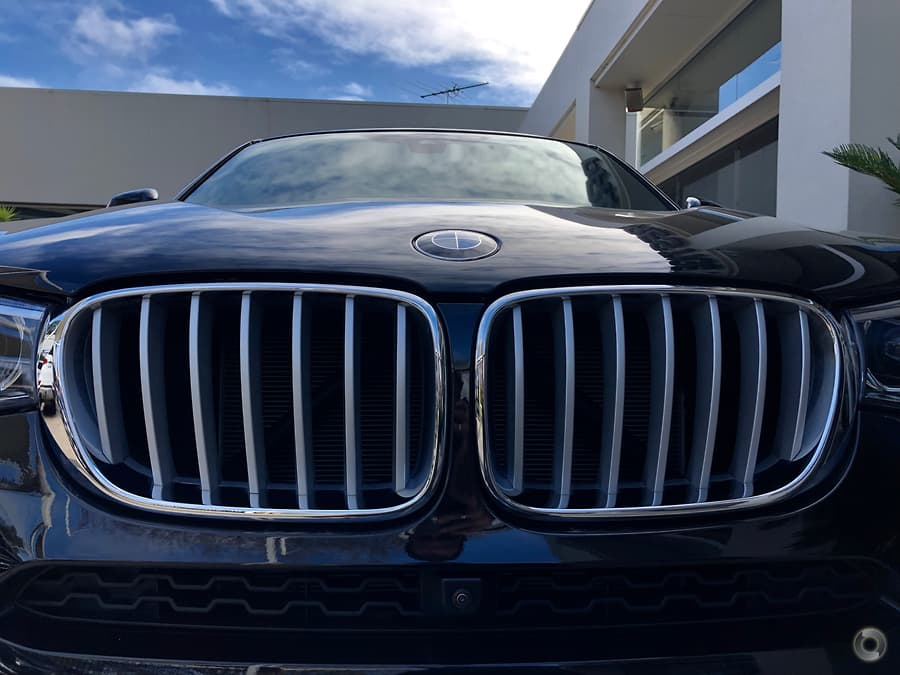 2018 BMW X4 xDrive35d F26