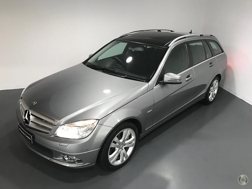 2008 Mercedes-Benz C 200 KOMPRESSOR Wagon