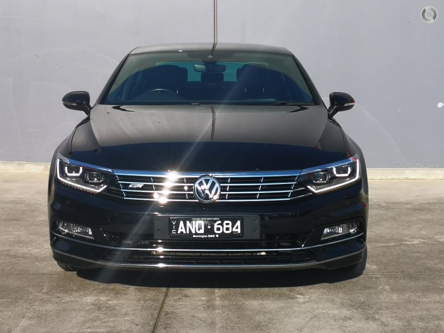 2017 Volkswagen Passat 206TSI R-Line B8