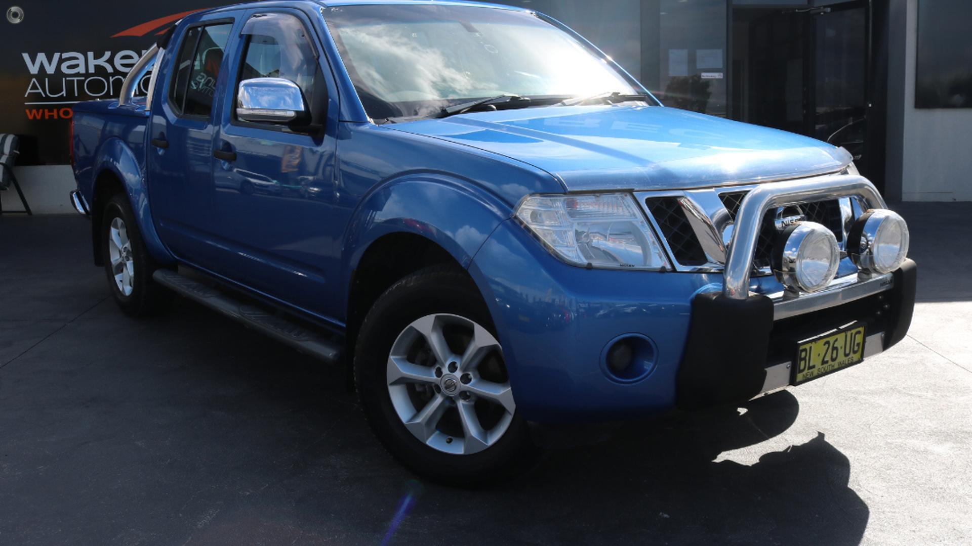 2011 Nissan Navara D40
