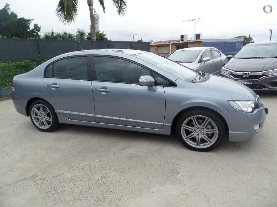 2007 Honda Civic Sport 8th Gen