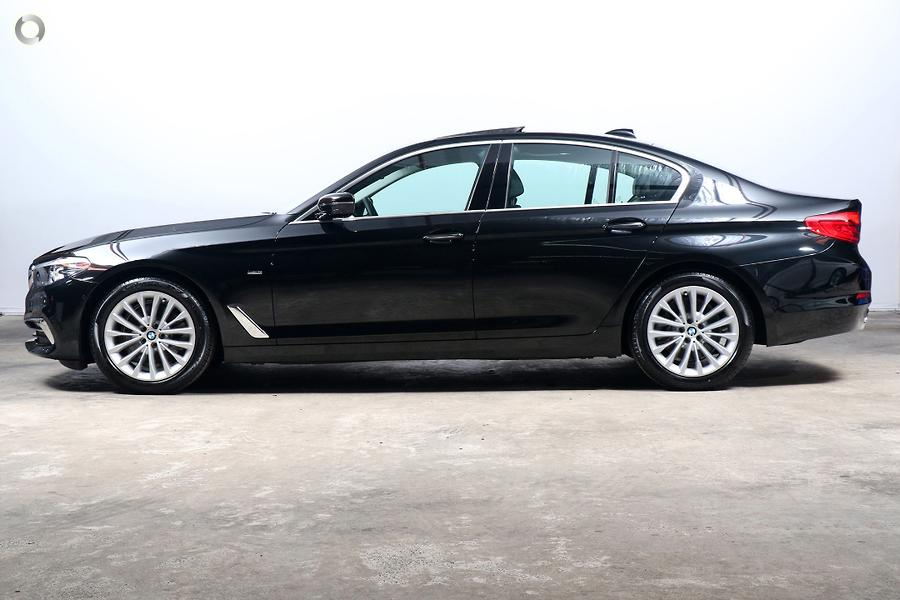 2018 BMW 520i Luxury Line