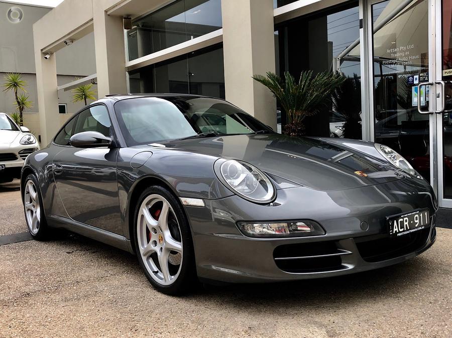 2007 Porsche 911 Carrera S 997