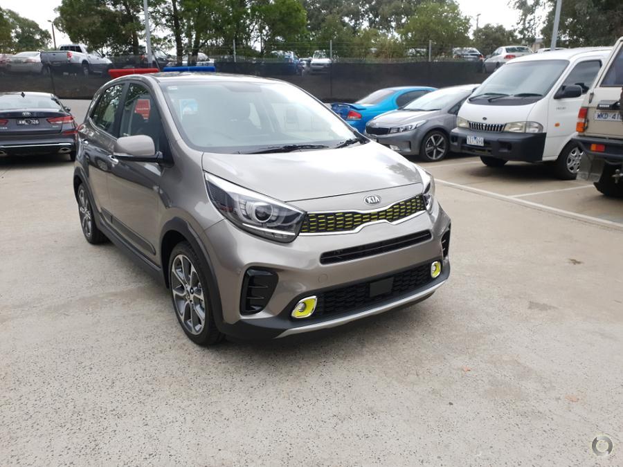 2018 Kia Picanto AO Edition JA