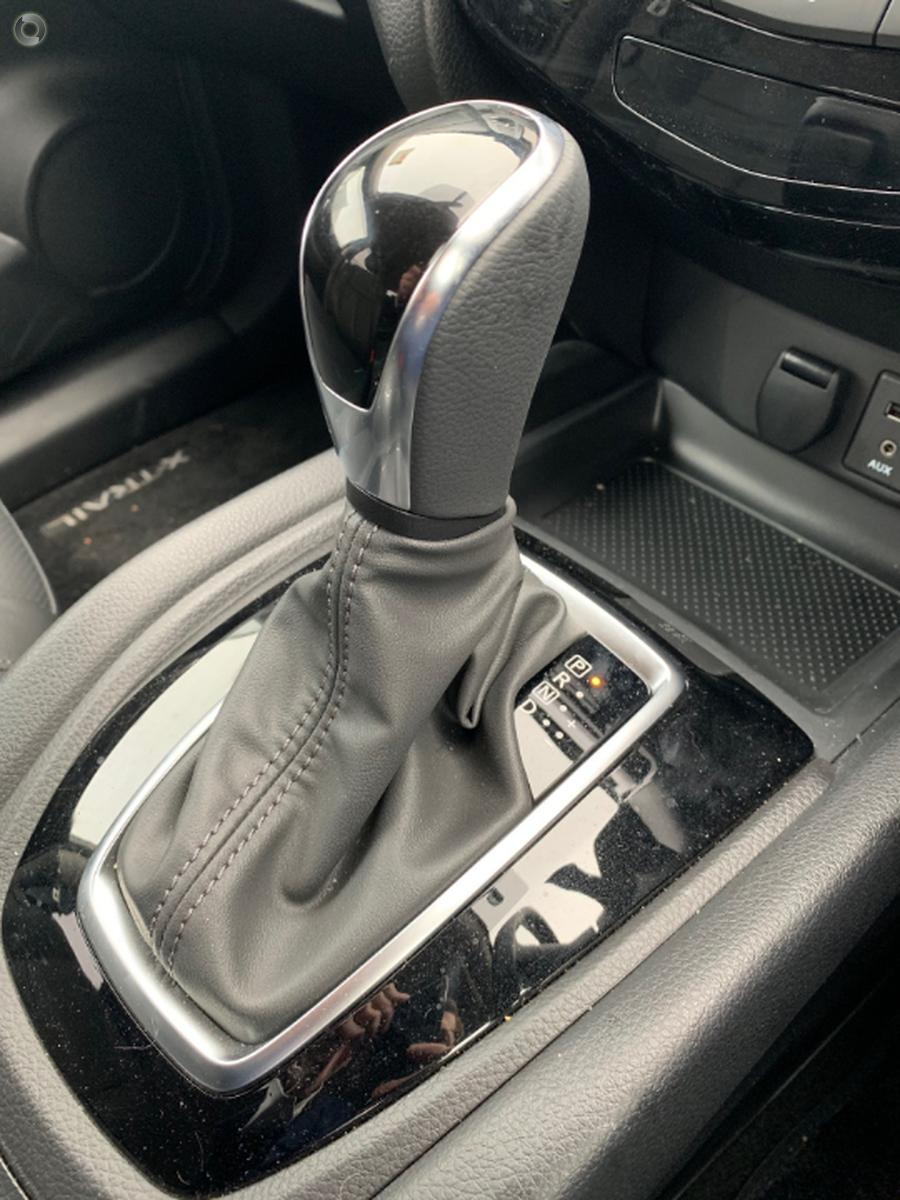 2018 Nissan X-Trail ST-L N-SPORT T32 Series II