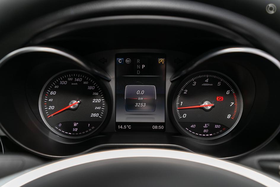 2019 Mercedes-Benz GLC 250 Coupe