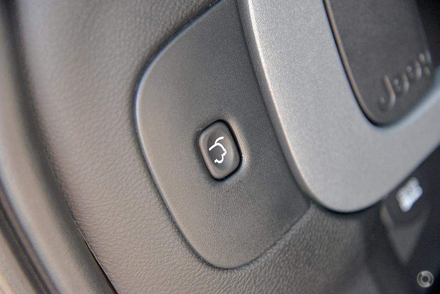 2018 Jeep Cherokee Longitude KL