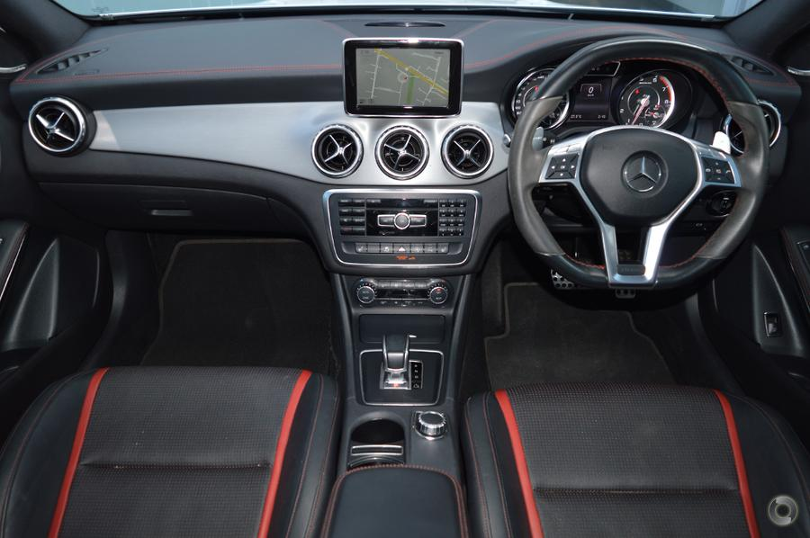 2015 Mercedes-Benz GLA45 AMG X156