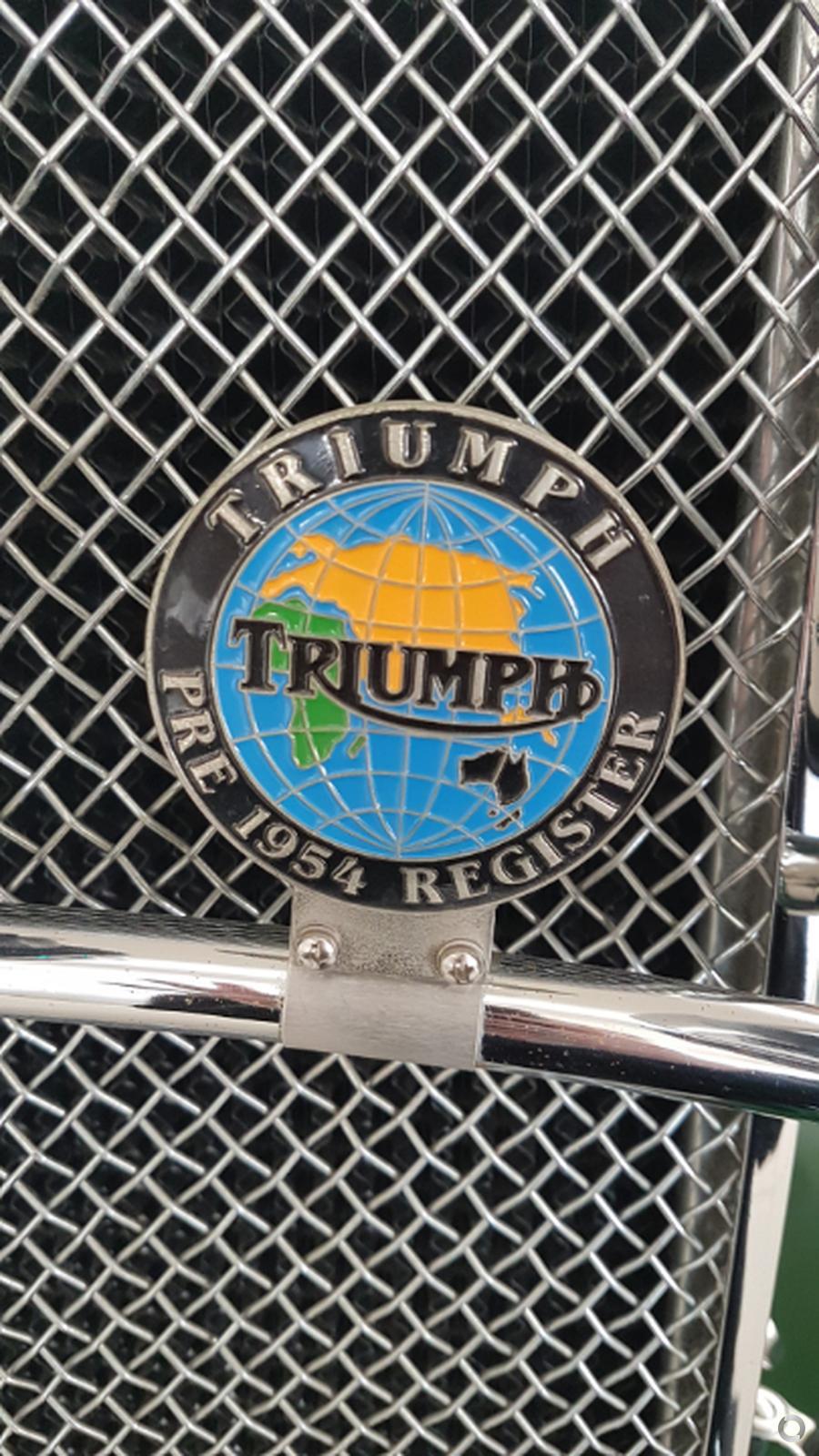 1932 Triumph Southern Cross