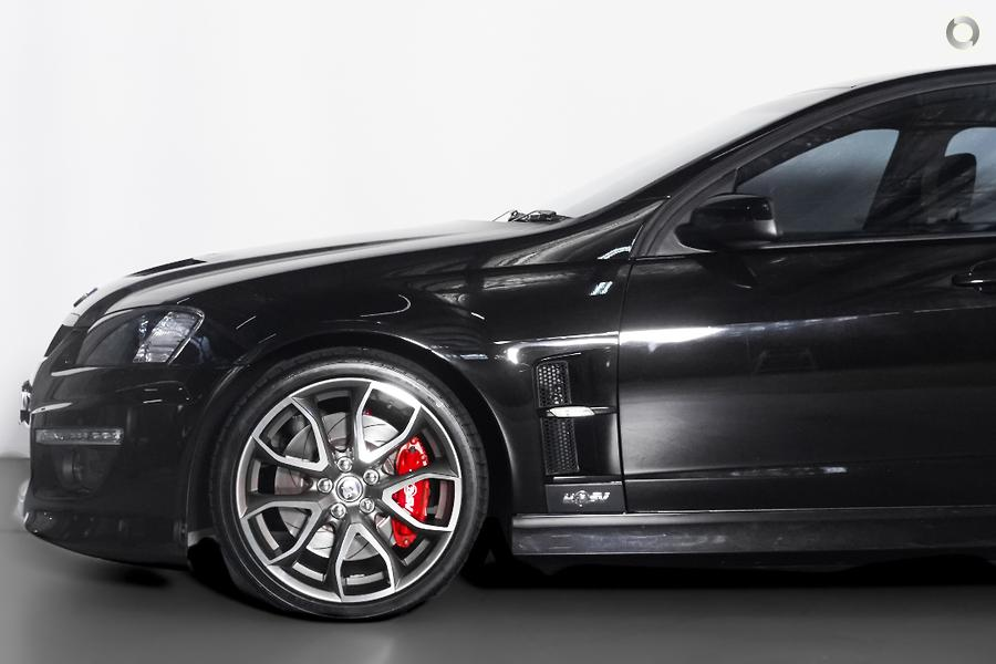 2009 Holden Special Vehicles Clubsport R8 E Series 2