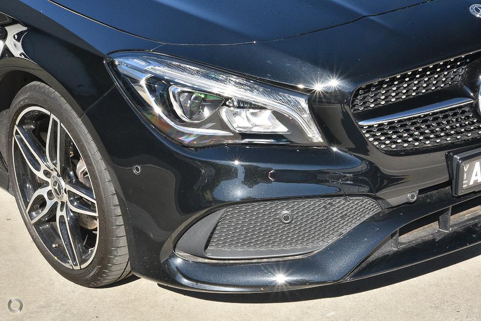 2018 Mercedes-Benz CLA 200 Shooting Brake