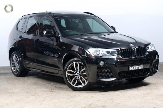 2015 BMW X 3 xDrive20d