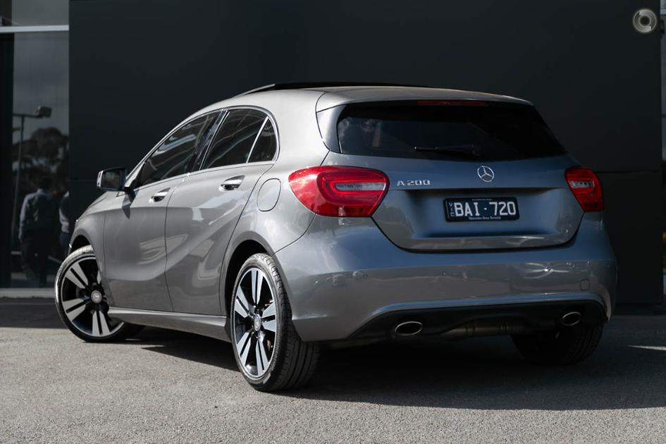 2015 Mercedes-Benz A 200 Hatch