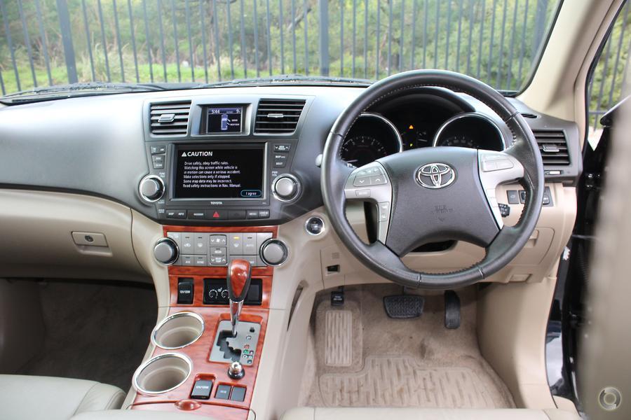 2008 Toyota Kluger Grande GSU40R