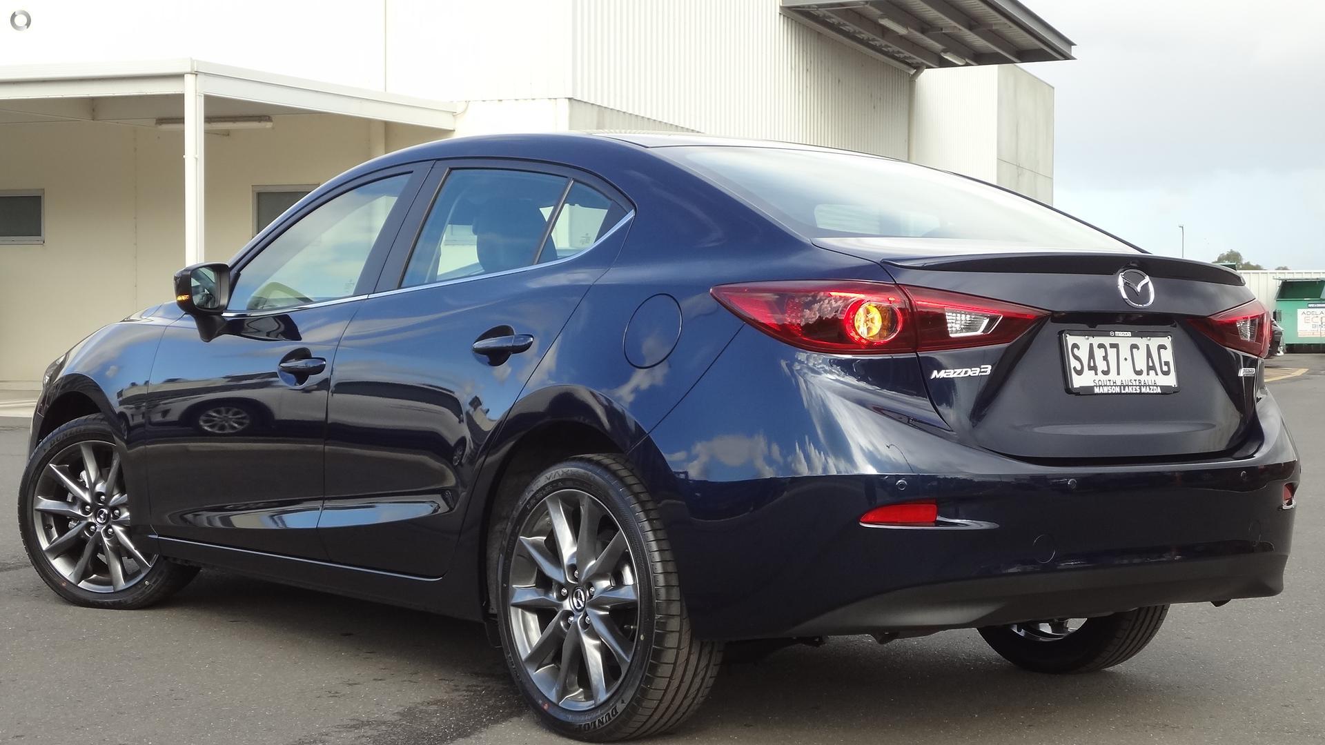2019 Mazda 3 SP25 Astina BN Series