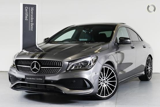 2017 Mercedes-Benz <br>CLA 250