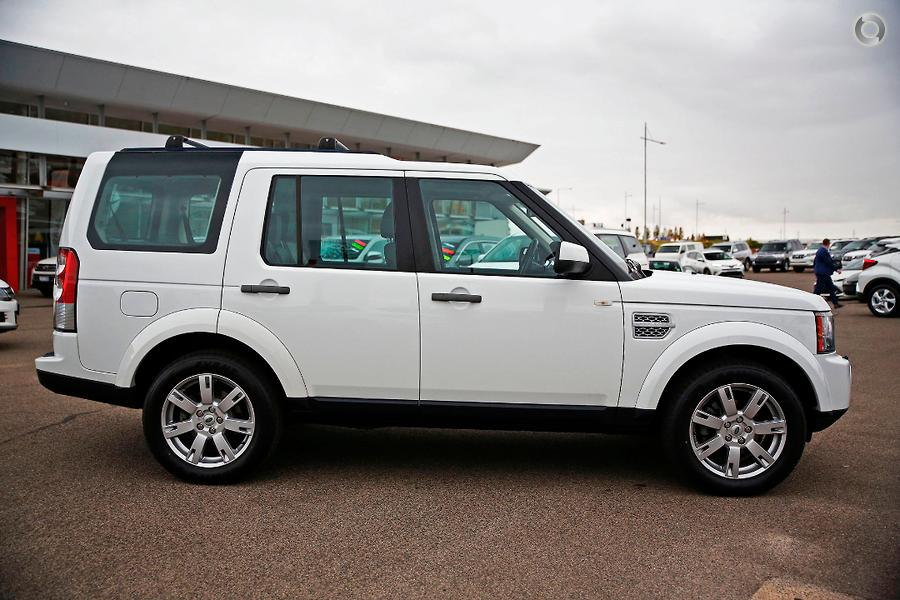 2011 Land Rover Discovery 4 TdV6 Series 4