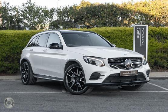 2016 Mercedes-Benz <br>GLC 43