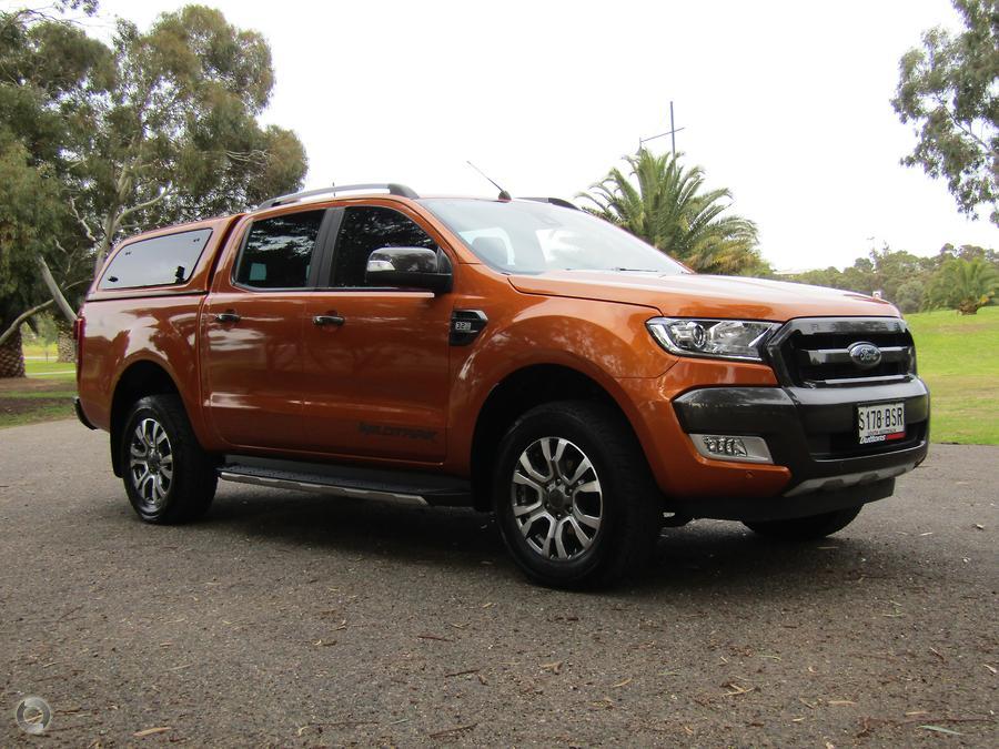 2016 Ford Ranger >> 2016 Ford Ranger Wildtrak Px Mkii Duttons