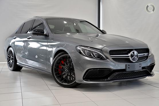 2016 Mercedes-Benz <br>C 63
