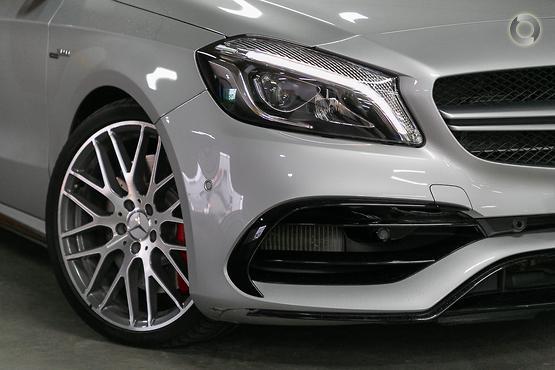 2017 Mercedes-Benz A 45