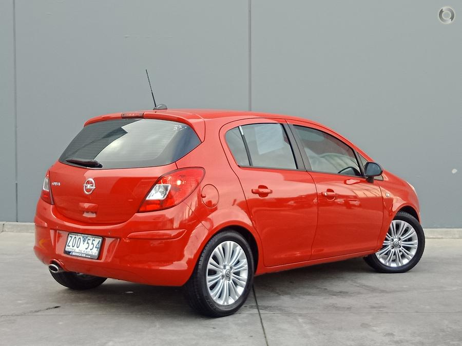 2013 Opel Corsa Enjoy CO