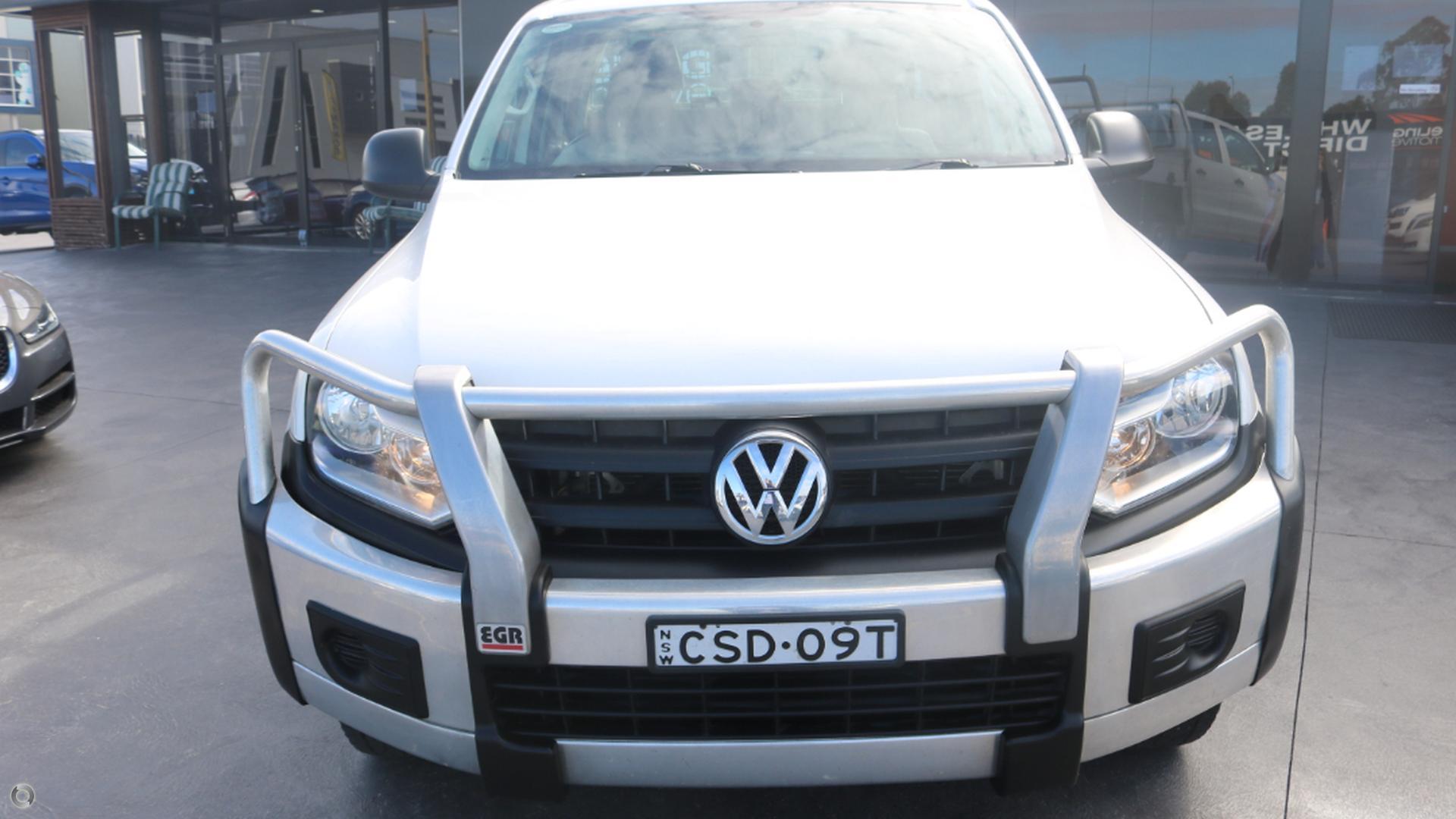 2012 Volkswagen Amarok TDI420 2H