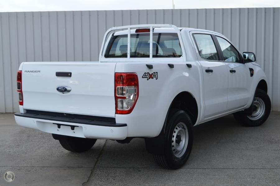 2017 Ford Ranger XL PX MkII