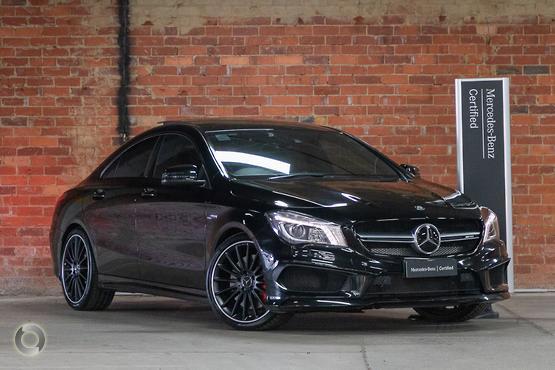 2014 Mercedes-Benz CLA 45