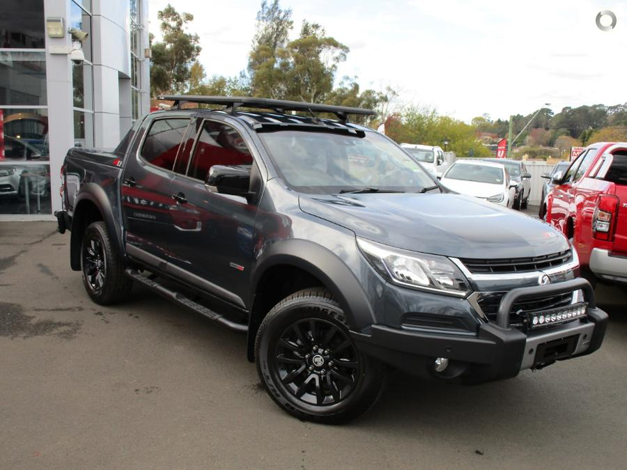 2018 Holden Colorado Z71 RG