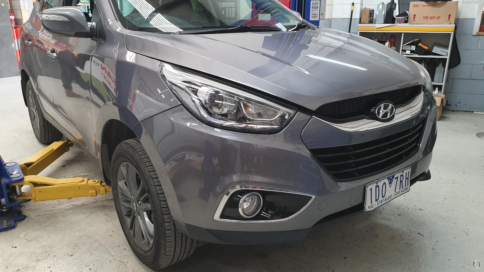 2014 Hyundai ix35 Series II