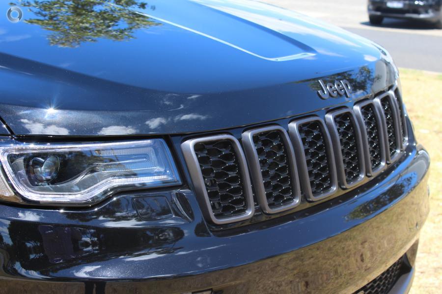 2018 Jeep Grand Cherokee S-Overland WK