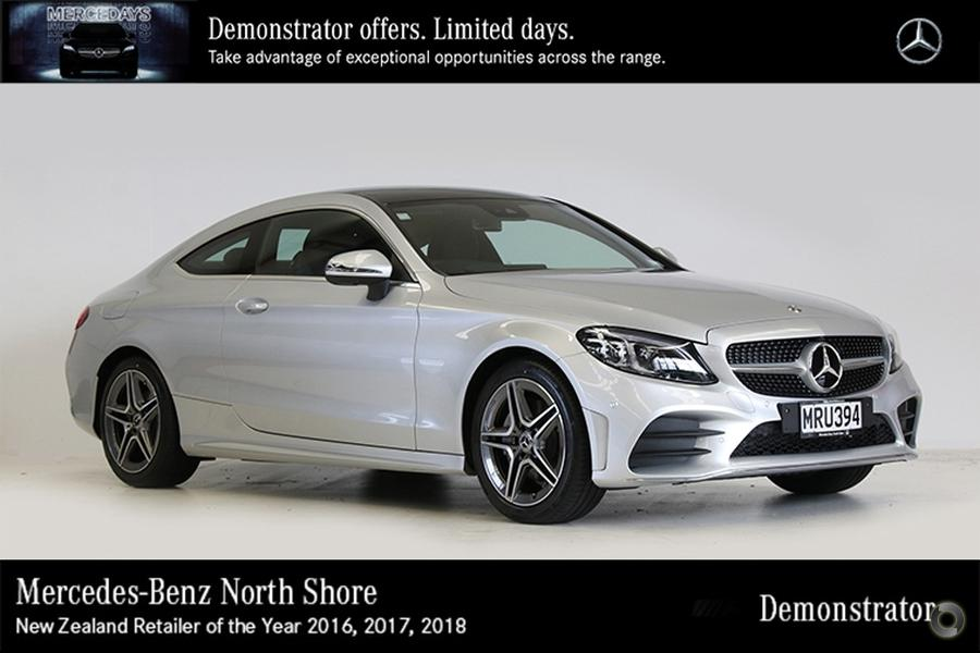 2020 Mercedes-Benz C 200 Coupe