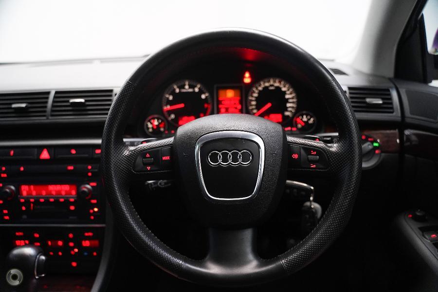 2006 Audi A4 S Line B7
