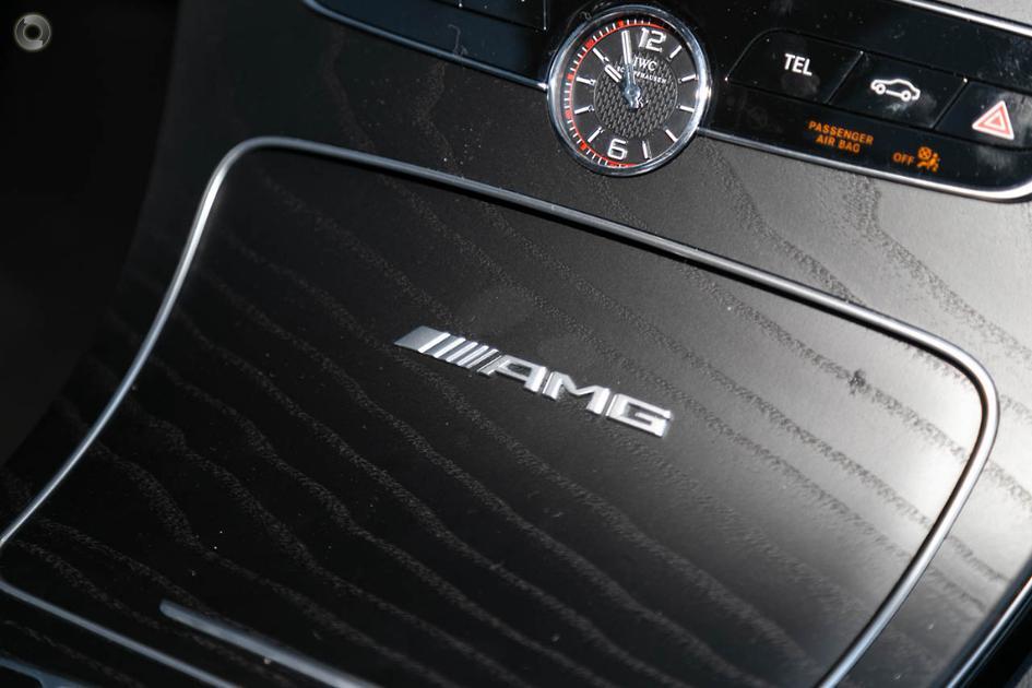 2019 Mercedes-Benz C 63 Coupe