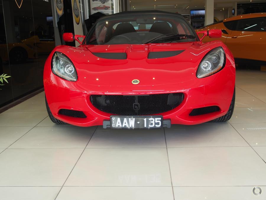 2013 Lotus Elise S 111
