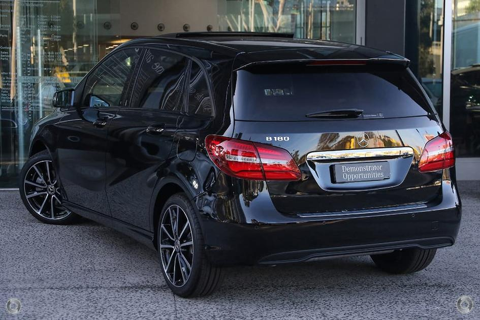 2018 Mercedes-Benz B 180 Hatch