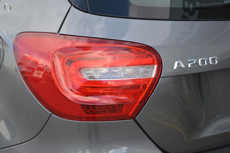 2015 Mercedes-Benz A200  W176
