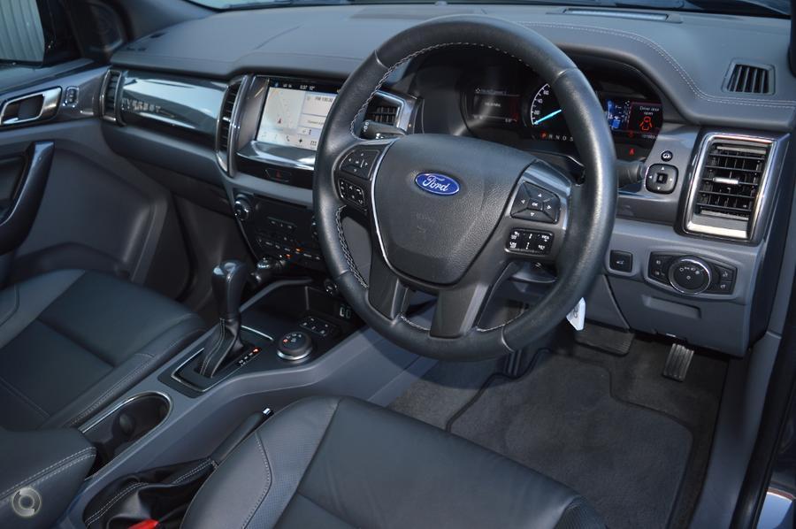 2017 Ford Everest Titanium UA