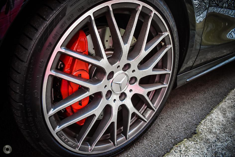 2018 Mercedes-Benz CLA 45 Coupe