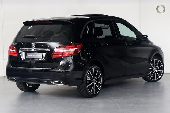 2018 Mercedes-Benz B 200