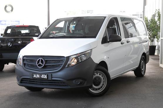 2016 Mercedes-Benz VITO