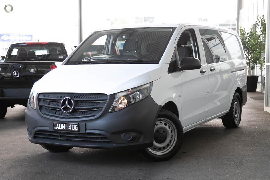 2016 Mercedes-Benz VITO Van
