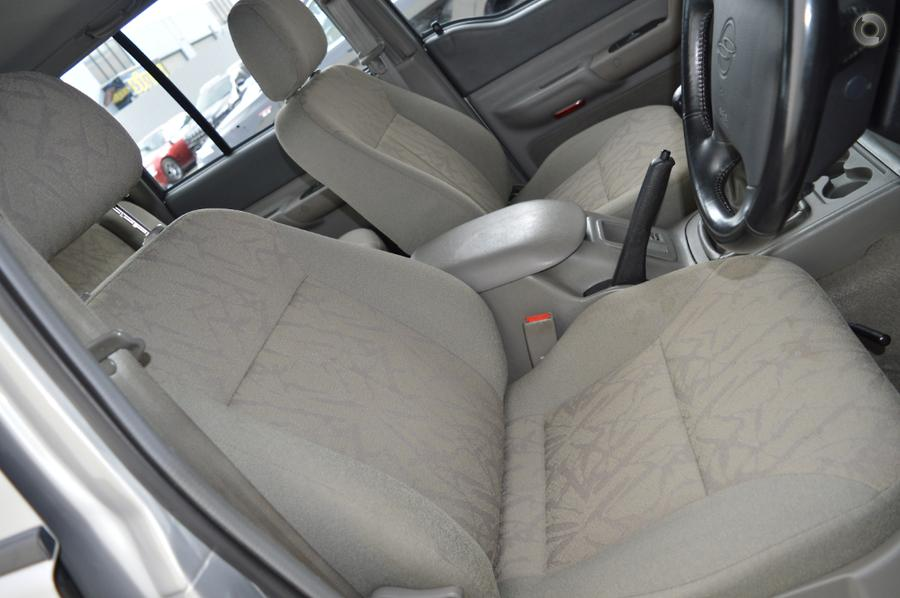 2006 SsangYong Musso Sports (No Series)
