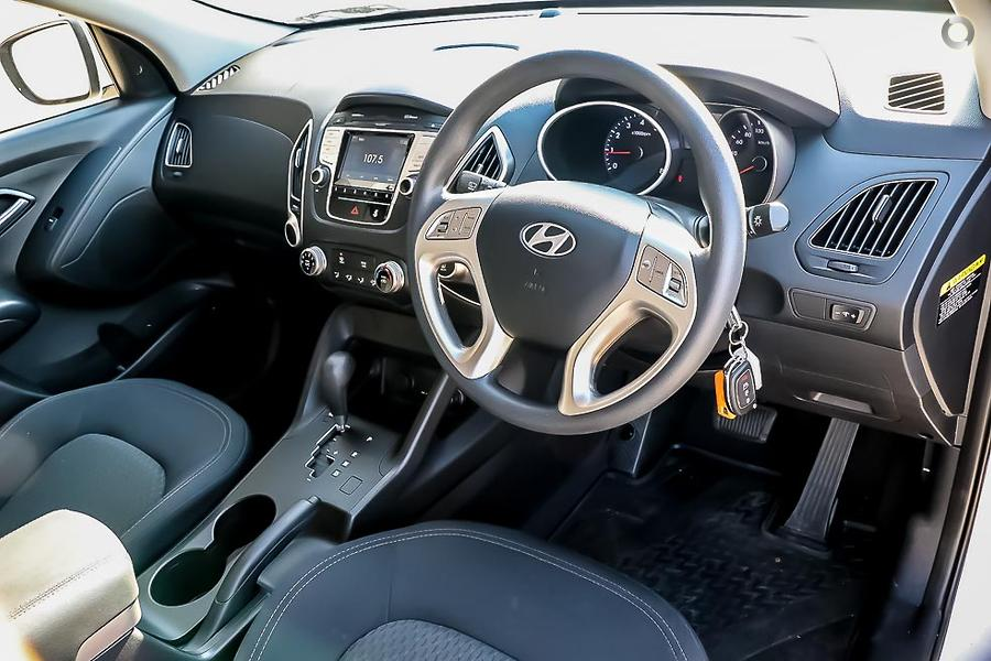 2013 Hyundai Ix35 Active LM2