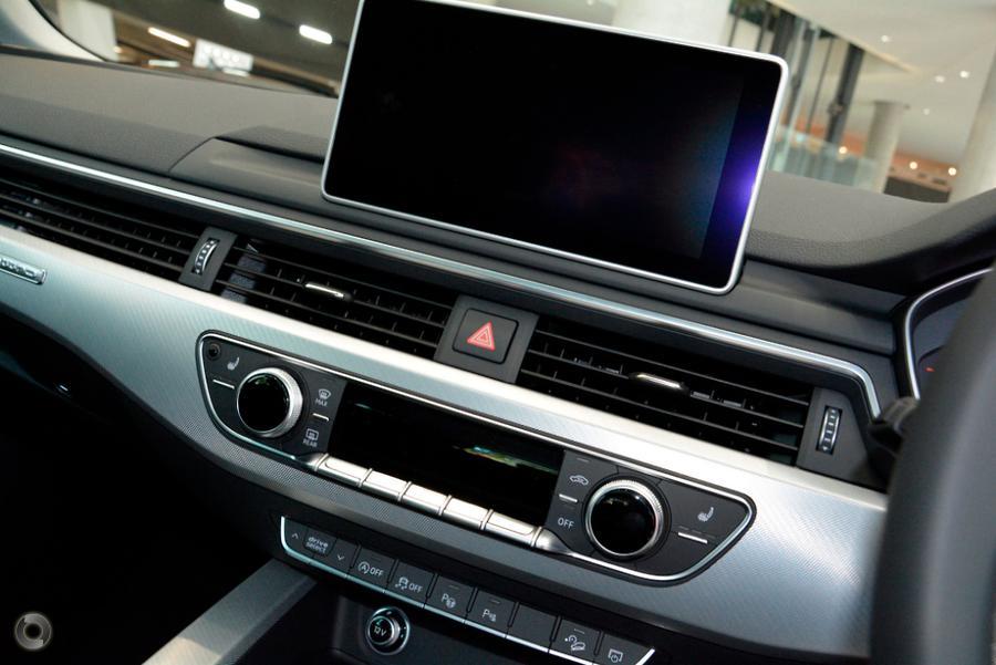 2018 Audi A4 allroad B9